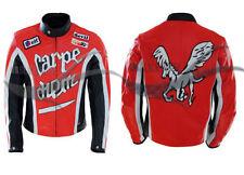 Blousons taille en cuir pour motocyclette taille XL