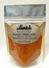 BOSTON SPICE BLOODY REBELLION MARY 1/2 CUP DRINK MIX BLEND SEASONING POWDER