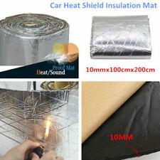 Firewall Sound Deadener Car SUV Heat Shield Floor Trunk Insulation Deadening Mat