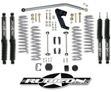 "Rubicon Express 3.5"" Lift Kit w/ Twin Tube Shocks 2007-2017 4dr Jeep Wrangler JK"