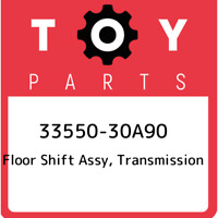 33550-30A90 Toyota Floor shift assy, transmission 3355030A90, New Genuine OEM Pa