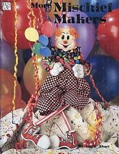More Mischief Makers Decorative Tole Painting Book by Mary Abart NEW