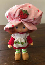 35th Anniversary Classic Strawberry Shortcake Doll 1980s Reproduction Toy