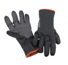 SIMMS Guide Windbloc Flex Glove-- Raven, Size M/XL (New with Tags)