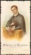 IMAGE RELIGIEUSE SAINT-LOUIS DE GONZAGUE