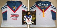 RARE GUILLERMO OCHOA signed autographed America Retro Jersey PROOF Mexico Legend