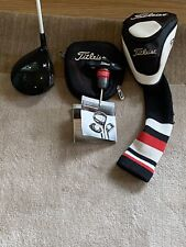 Titleist 910D3 Driver Golf Club 9*5 Degree w/Headcover and Titleist wrench