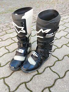 Enduro/Cross-Stiefel Alpinestar Tech-10 Größe 47, neuwertig!