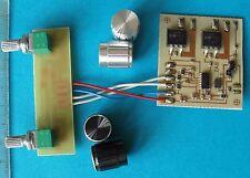 Dual LED dimmer, zweifarb-Dimmer, 2 x 12 a con potiplatine, 32khz PWM, 512 Steps