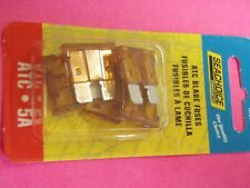 FUSE FUSES MARINE GRADE BOAT ATO ATC 5 AMP 5 PAC 50-11374 BUSS ELECTRICAL