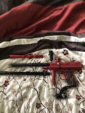 Rare Predator  Angel Paintball Gun / Marker 100 3 Barrels Dye, Cp ,armson NTank