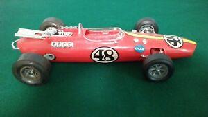 1969 Cox Dan Gurney Eagle Indy 500 Tether Car w/.049 Nitro Engine