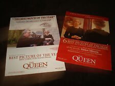 THE QUEEN 2 Oscar ads Helen Mirren as Queen Elizabeth II, Michael Sheen