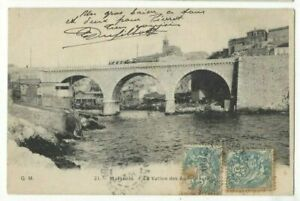 Cards Postal Antique Marseille 20 Without La Basilica Notre Dame
