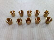 DISTRIBUTOR/COIL BRASS PUSH IN TERMINALS SOLDER TYPE IGNITION  CABLE X  10