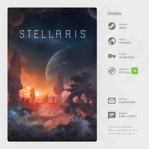 Stellaris (PC / MAC / LINUX) - Steam Key [GLOBAL, MULTI-LANG]