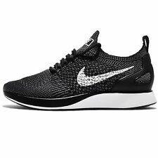 WMNS Nike Air Zoom Mariah FK Racer PRM Flyknit Women Running Shoes Pick 1 Black 7 917658-002 / Black