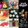 Hanging Small Baubles Gift Christmas Tree Ornament Santa Xmas Home Party Decor