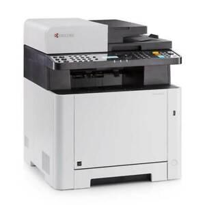 Kyocera ECOSYS M5521CDN A4 Multifunction Colour Laser Printer, Duplex & Netwoork