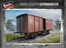 Thunder Model #35901 1/35 German  Gedeckter Guterwagen