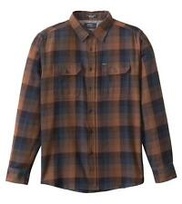 MATIX Rivington Flannel Shirt (L) Black
