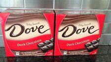 Dove, Dark Chocolate, 1.44 oz, 18 ct X 2 = 36