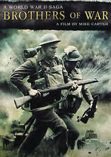 BROTHERS OF WAR DVD 2015 A FILM BY MIKE CARTER NEW WITH SLIPCOVER FREE SHIPPING