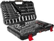 HILKA SOCKET SET METRIC 120 PIECE 1/2 1/4 DRIVE SOCKETS WRENCH SPANNER TOOL KIT
