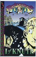 Replacement God 1995 series # 2 near mint comic book