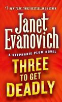 Stephanie Plum: Three to Get Deadly 3 by Janet Evanovich (1998, Paperback,...