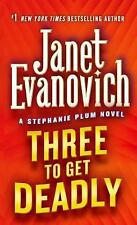 Stephanie Plum Novels Ser.: Three to Get Deadly by Janet Evanovich (1998, Mass Market, Reprint)