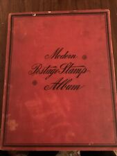 1930 Modern Postage Stamp Album *stamps From 1898 From 130+ Countries