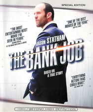 The Bank Job ~ Jason Statham ~ Special Edition Blu-ray WS ~ FREE Shipping USA
