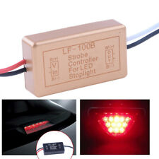 1x PA LED Brake Stop Light Continuously Pulsing Strobe Flash Module Controller B