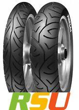 1x Motorradreifen Pirelli Sport Demon DOT18 140/70-17 66H Sommerreifen