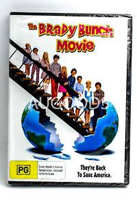 The Brady Bunch Movie -Rare DVD Aus Stock -Family New Region 4