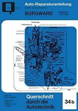 Borgward Isabella Goliath Reparaturbuch Reparaturanleitung Reparatur-Handbuch