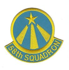 + Space 2063 Space above and Beyond écusson patch 58th escadrille