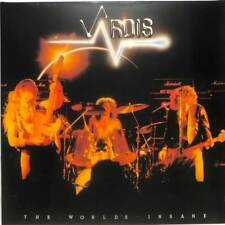 Vardis - The World's Insane - Sealed Gatefold - LP Vinyl Record