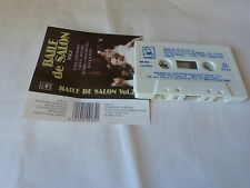 101 STRINGS - BILL HALEY - K7 audio / Audio tape !!! BAILE DE SALON VOL 2 !!!