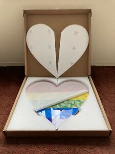 Damien Hirst - Large Butterfly Heart - Heni - Numbered and Signed
