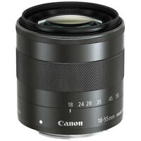 Canon EF-M 18-55mm f/3.5-5.6 IS STM Zoom Lens [Unboxed] (For EOS M) New UK