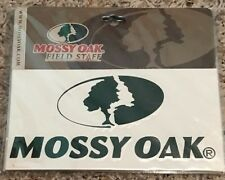 "Regular Mossy Oak Car Decal. 3"" x  7"""