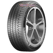 KIT 2 PZ PNEUMATICI GOMME CONTINENTAL PREMIUMCONTACT 6 XL FR 255/45R20 105Y  TL
