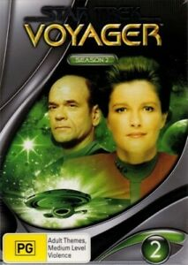 STAR TREK: VOYAGER - SEASON 2 (1995) [NEW DVD]