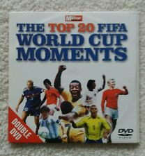 THE TOP 20 FIFA World Cup Moments PROMO DVD BECKHAM OWEN BLANC HAAN