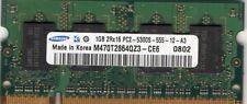 NEW 1GB Acer Aspire 1640 1650 3100 3200 3620 3670 3690 4315 Laptop RAM Memory