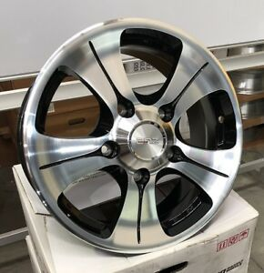 ANZ ALTITDE 17X8 45P 5X150 SET OF 4 WHEELS! FITTING IN MELBOURNE OR CAN POST
