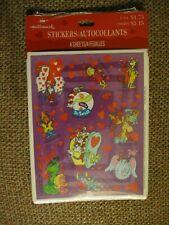 Dr Seuss Stickers Valentine NIP (4 Sheets)