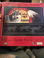 .PUZZLE...JIGSAW....TABER........Pathfinder.....500pc.. - 6
